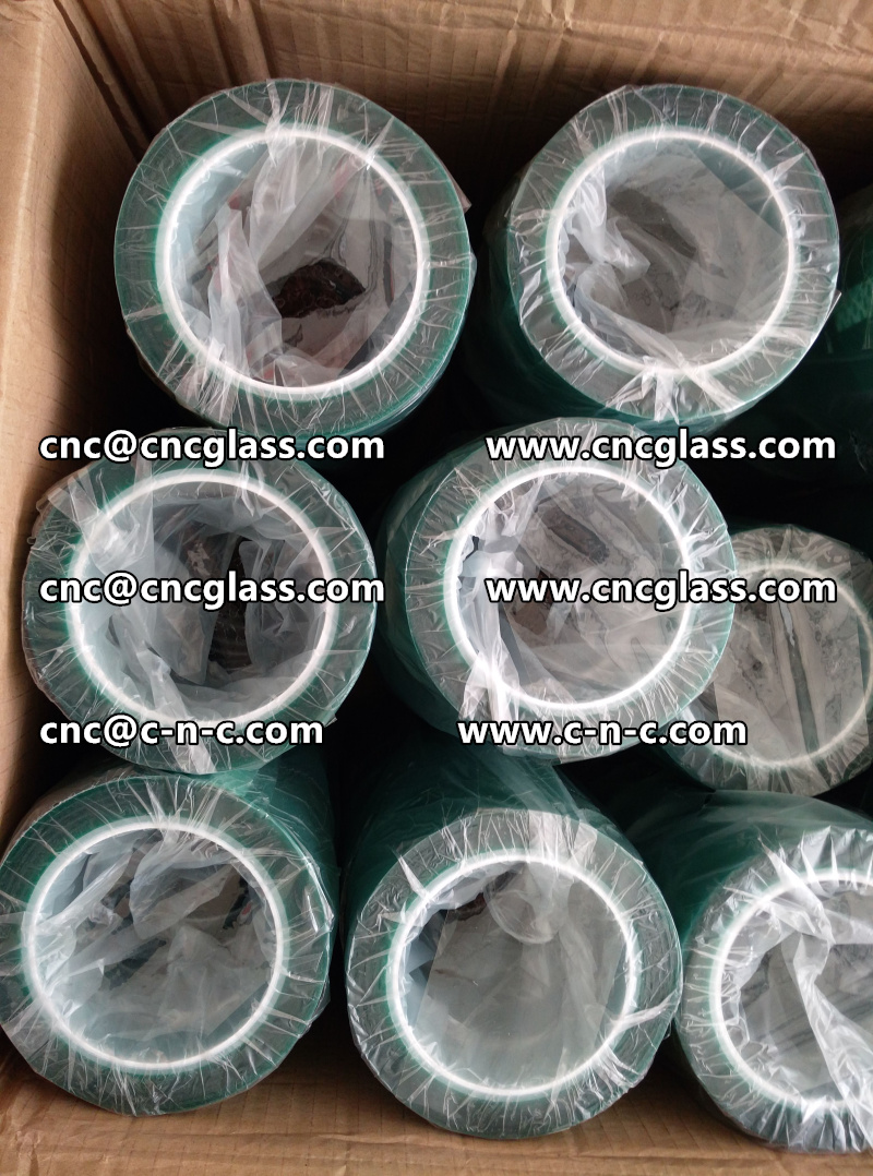 PET TAPE for eva film glass lamination (2)