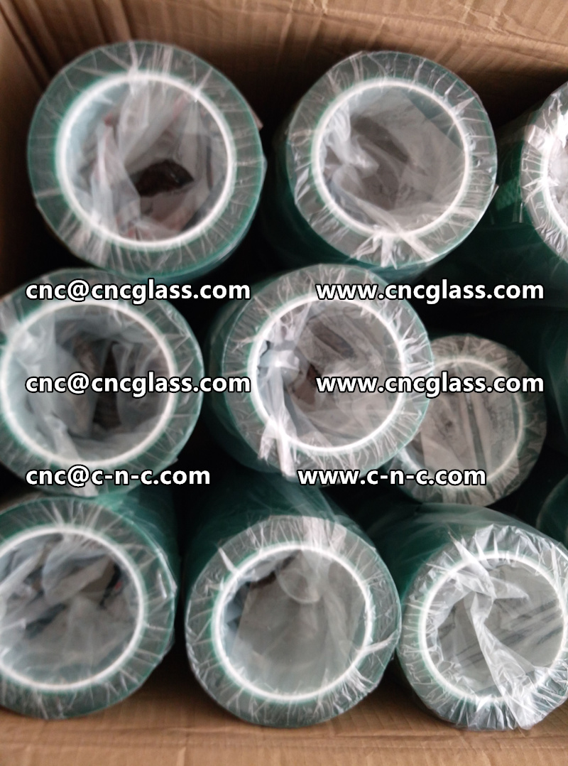 PET TAPE for eva film glass lamination (3)